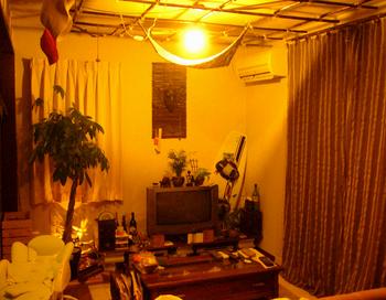 一人暮らし風のアジアンテイスト部屋.png