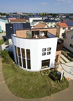 円を描いた家Beハウス・アクト.png