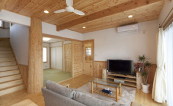 自然素材住宅のログハウスライフへようこそ.png